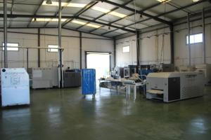 Recinto Lavandería Industrial Posadas